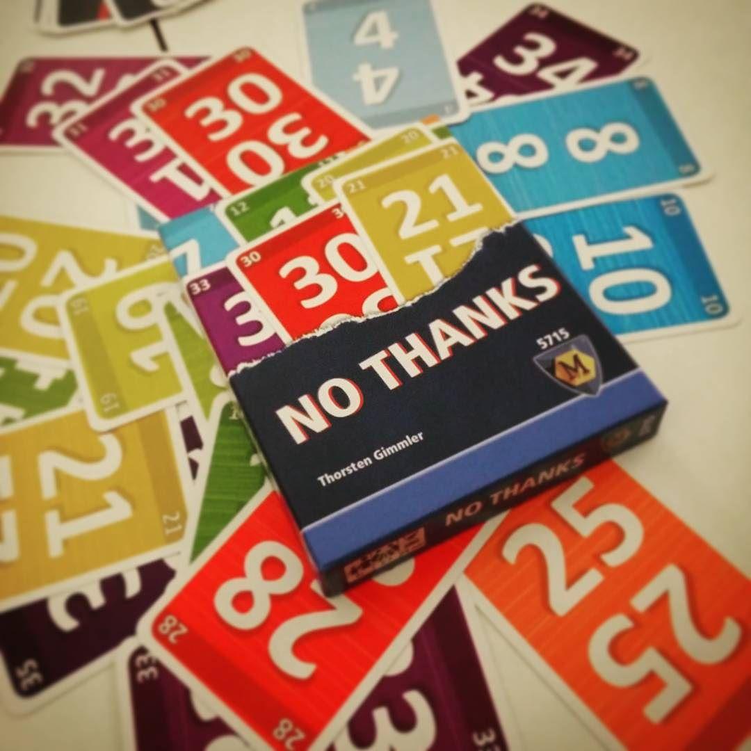 NO THANKS! Sembra un mazzo di carte e invece non immaginerete mai che cosa...