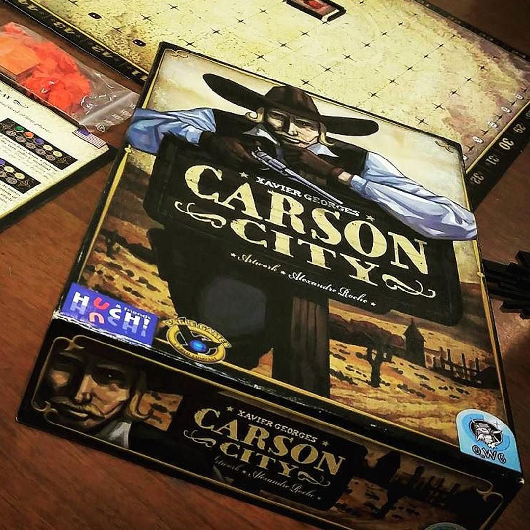 Carson City ...ecco perché mi piace.