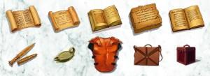 Alexandria items