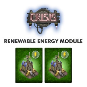 Crisis Renewable Energy Modules promo cover