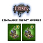 Crisis Renewable Energy Modules promo cover