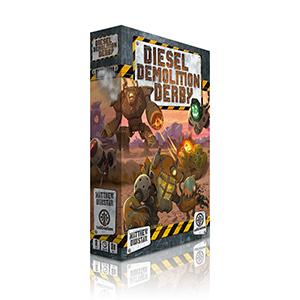 Diesel Demolition Derby box