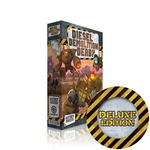 Diesel Demolition Derby Deluxe box 3D