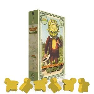 Mr. Cabbagehead's Garden DELUXE box 3D