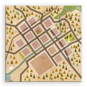 Town Center - Turku map