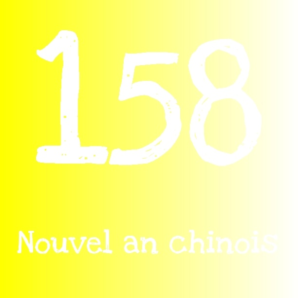 Jour 158 : Nouvel an chinois