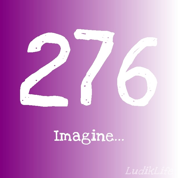 Jour 276 : Imagine