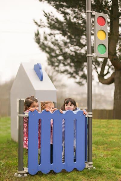 kids city playground