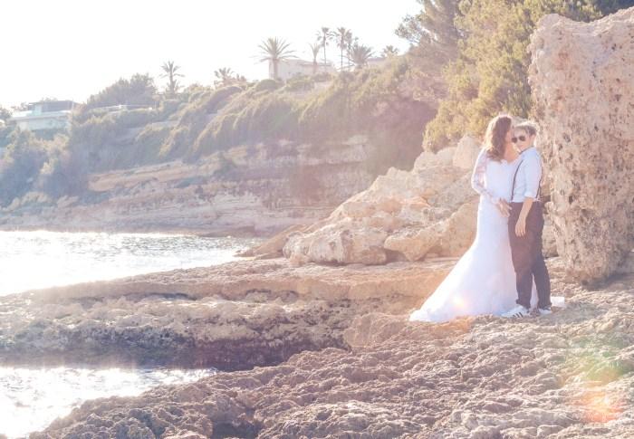 Mariage à St Bonnet Du Gard (Gard 30) – Delphine & Anaïs