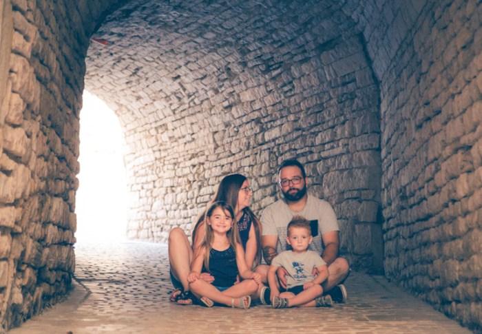 Caroline & Mathieu – Séance en famille