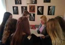 Музейний урок в Домі Станіслава Людкевича