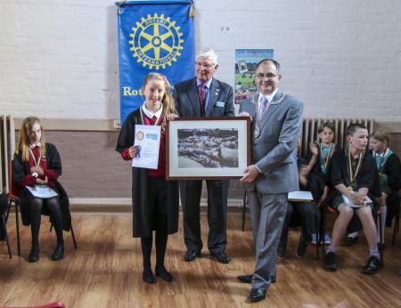 Colour Photograph Winner - Harriet Harding