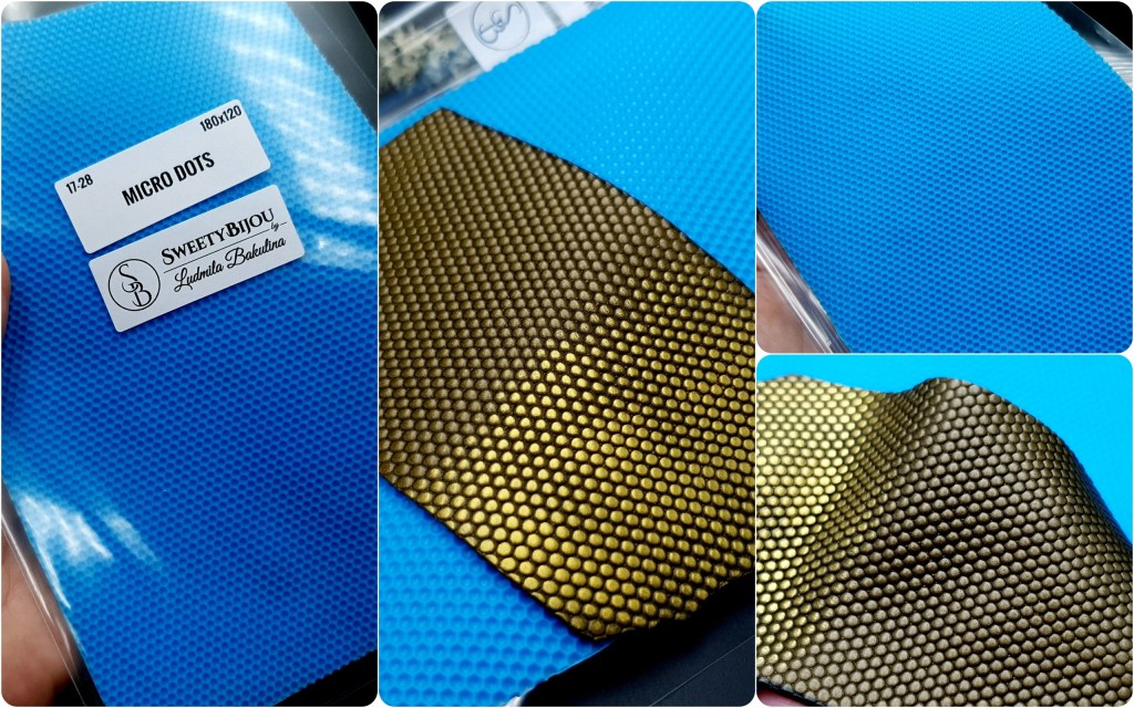 7 Exceptionally Unique And Super Thin Silicone Textures - Faux Leather 4