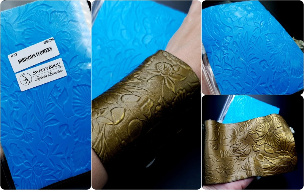 7 Exceptionally Unique And Super Thin Silicone Textures - Faux Leather 8