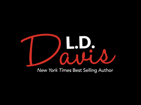 Logo of L.D. Davis, New York Times Best Selling Author