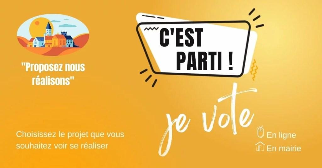 Mairie ludon medoc budget participatif vote projets 2021 post facebook - Bienvenue