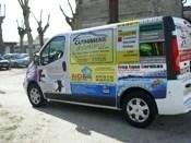 Minibus Municipal 1 - Les équipements