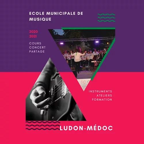 ecole musique logo - Vie associative