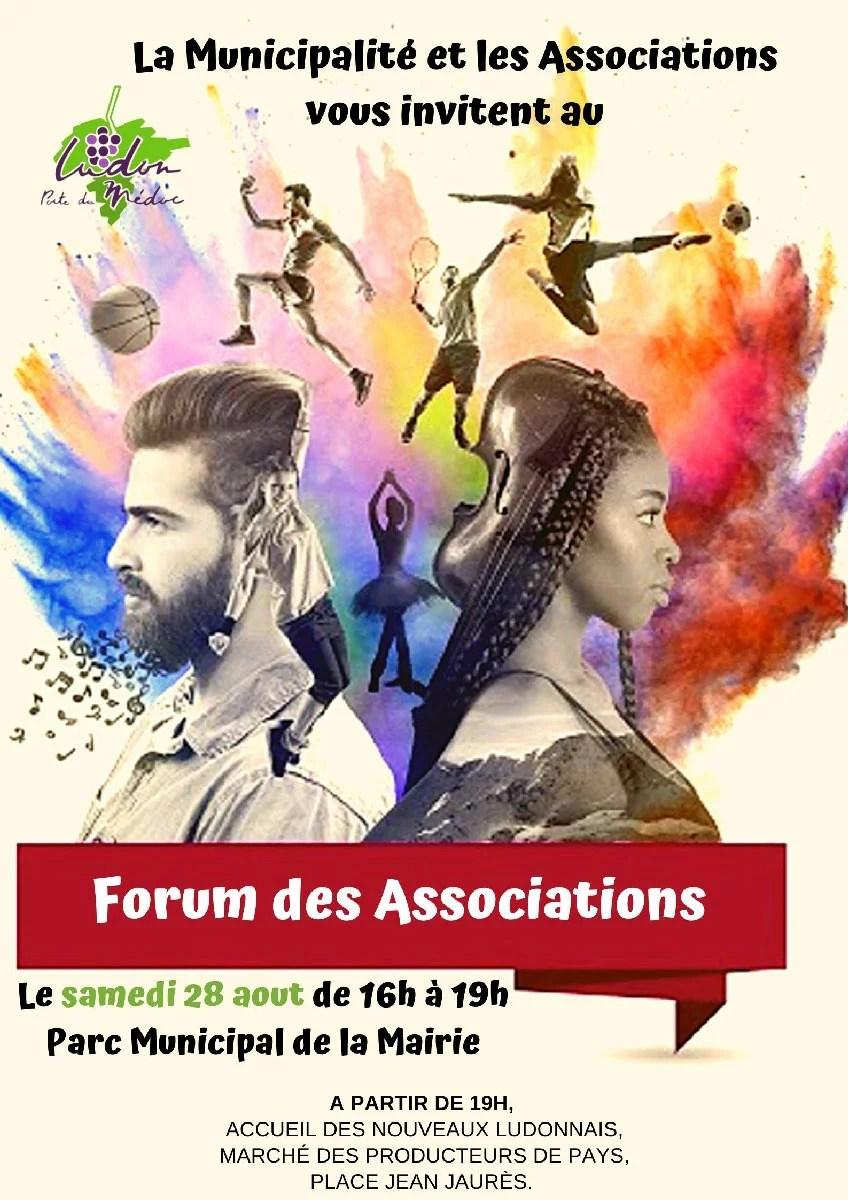 forum des associations 2021 flyer image - Forum des Associations 2021
