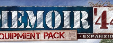 Logotipo de la expansión equipment pack de Memoir 44