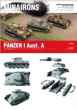 Panzer I de Minairons Miniatures