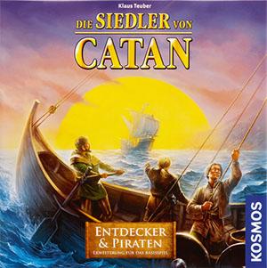 caja de catan exploradores y piratas
