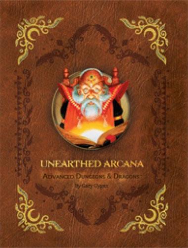 Nueva edicion de Unearthed arcana de wizard of the coast