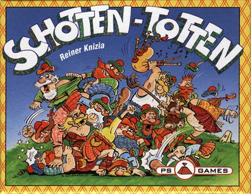Caja original de Schotten Totten