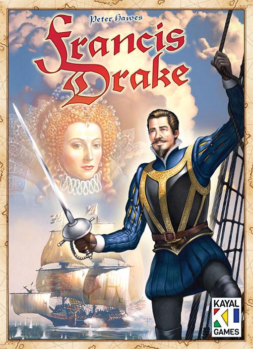 Portada de Francis Drake