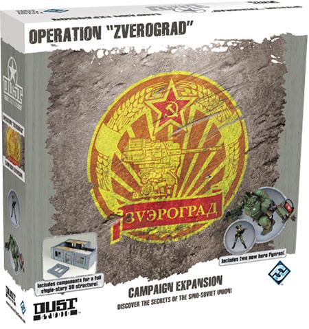 Caja de la expansión Operación Zverogrado