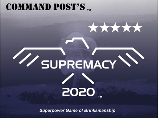 Logo de Supremacy 2020