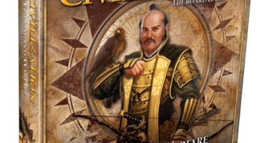 Caja de la expansion para civilizacion wisdom and warfare
