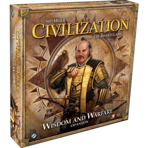 Caja de la expansion para civilizacion wisdom and warfare