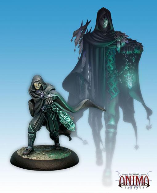 Shadow de lacción de la oscuridad de anima tactics
