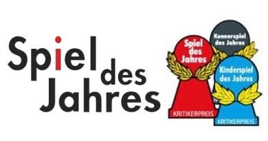 Logotipo del Spiel des Jahres
