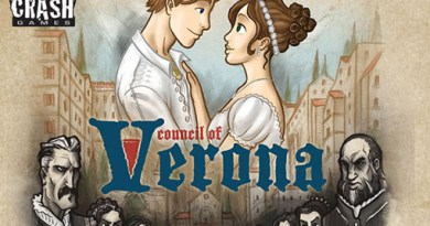 Portada de Council of Verona