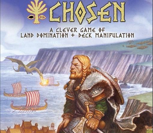 Portada de Asgard Chosen