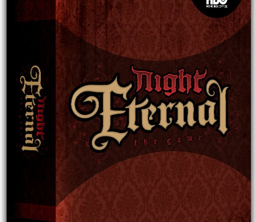 Portada del Juego night Eternal