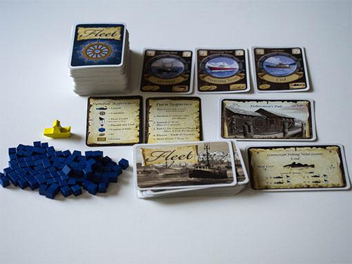 Cartas de Fleet