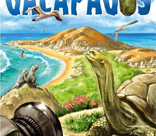 Portada de Galapagos