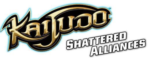 Logotipo de Kaijudo Shatered Alliances