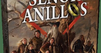 Portada de el señor de los anillos: El Enfrentamiento