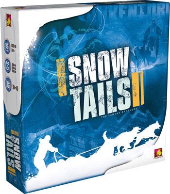 Portada de Snow Tails