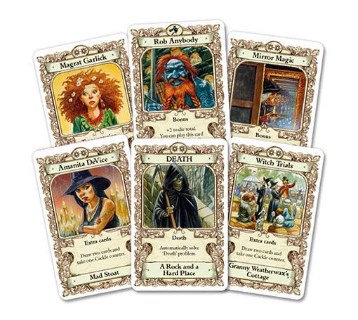 cartas de the Witches