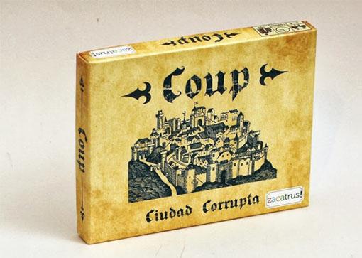 Caja de coup