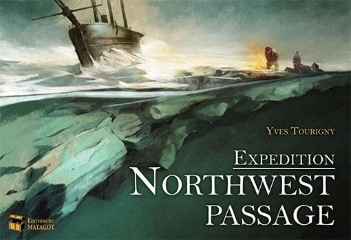 Portada de Expedition Northwest passage