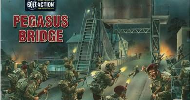 Caja de Pegasus Bridge