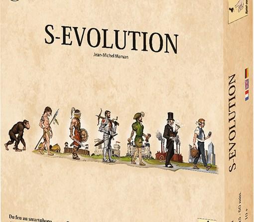 Portada de S-Evolution