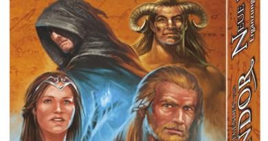 Portadas de Leyendas de Andor nuevos heroes