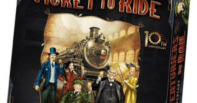portada de la edición 10º aniversario de aventureros al tren